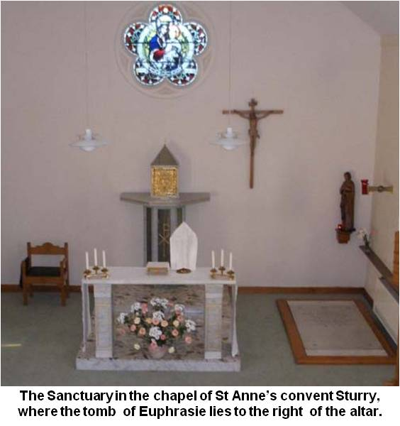 Chapel of St Anne's convent