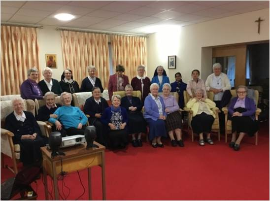 Sisters in Churchtown