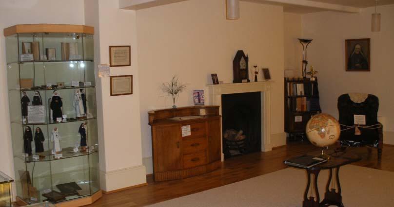 Euphrasie's Room: Now the Heritage Room