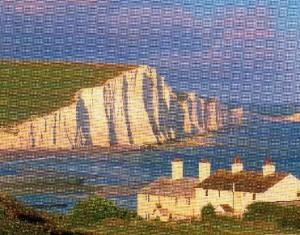 """The White Cliffs of Dover"" Vera Lynn"