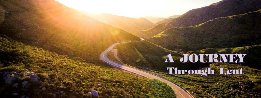 Journey through Lent 1